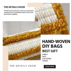 DIY Hand-Woven Bags