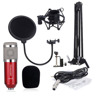 PROFESSIONAL CONDENSER MICROPHONE SET