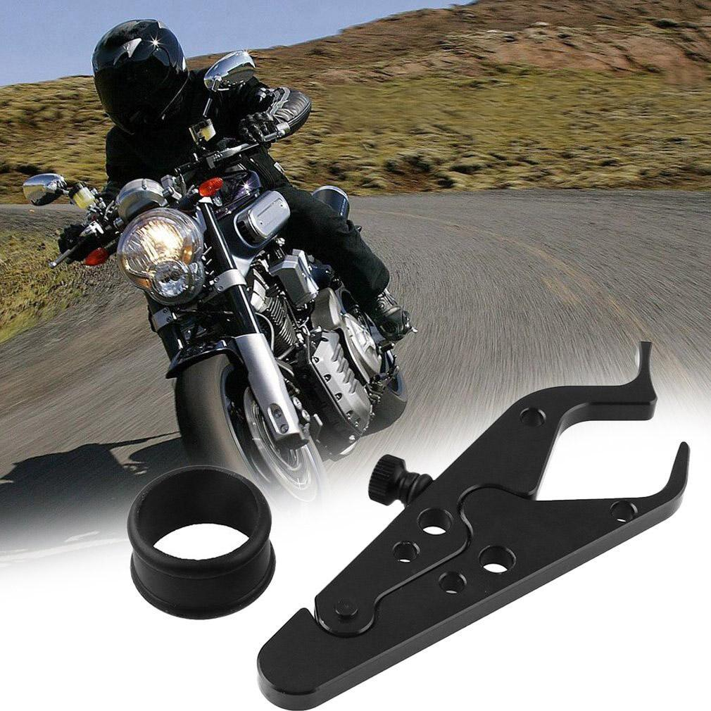 Motorcycle throttle governor
