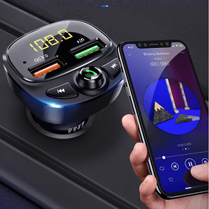 Car Converter- Make Your Car Play Bluetooth Easily!