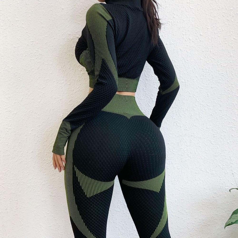 Fitness suits yoga women outfits