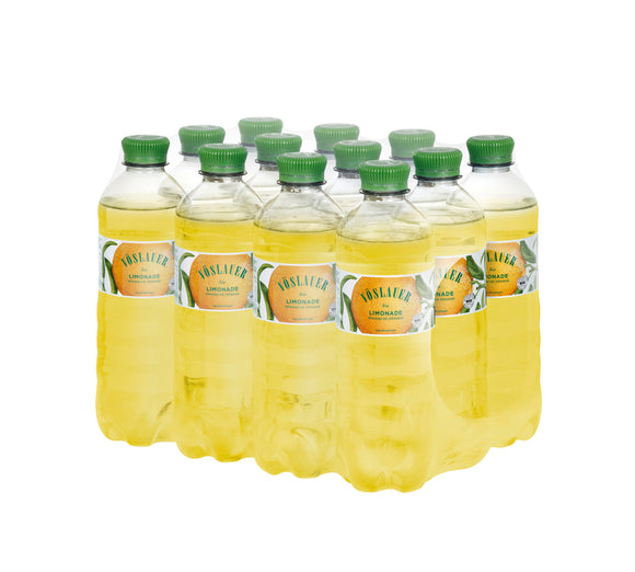 Vöslauer LIMONADE SPANISCHE ORANGE (12x0,5L)