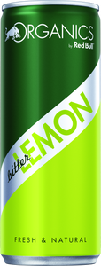 Red Bull Organics BITTER LEMON (24x0,25L)