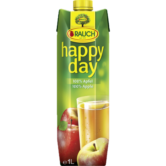Rauch Happy Day APFEL (1L)