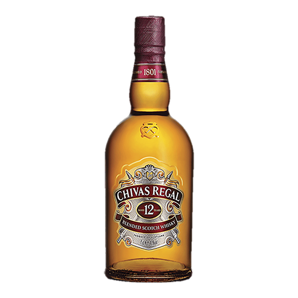 CHIVAS REGAL Scotch Whisky (0,7L)