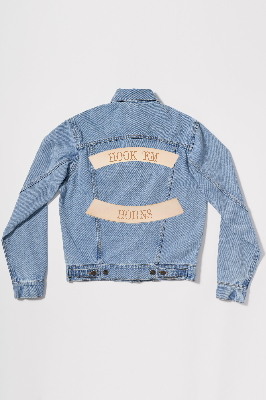 WOMENS DENIM JACKET - CUSTOM