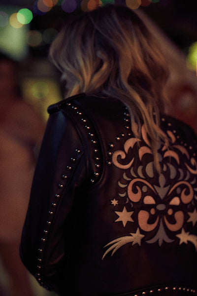 WILD WEST EMBROIDERED JACKET