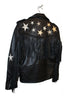 METALLIC NIGHT JACKET