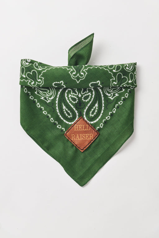 HELL RAISER PET BANDANA