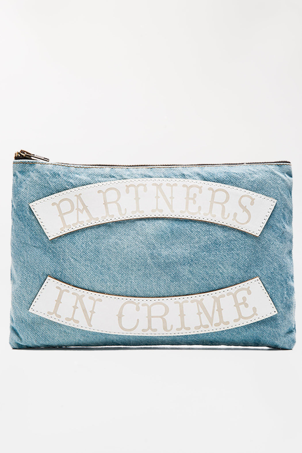 PARTNERS IN CRIME POUCH