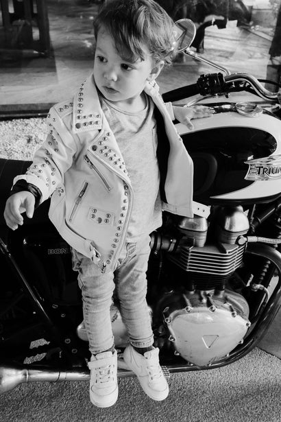 Kids Studded Easy Rider Jacket