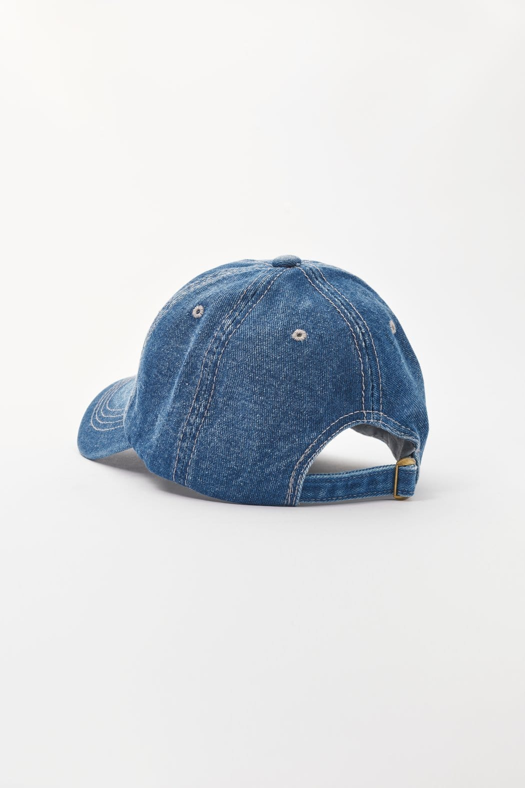 Howdy Denim Baseball Hat