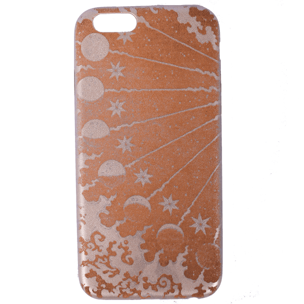 VINTAGE MOON PHASE iPHONE 6 CASE