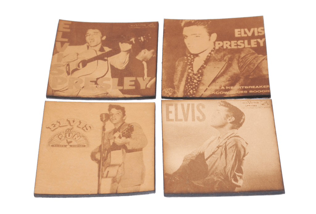 ELVIS COASTER SET