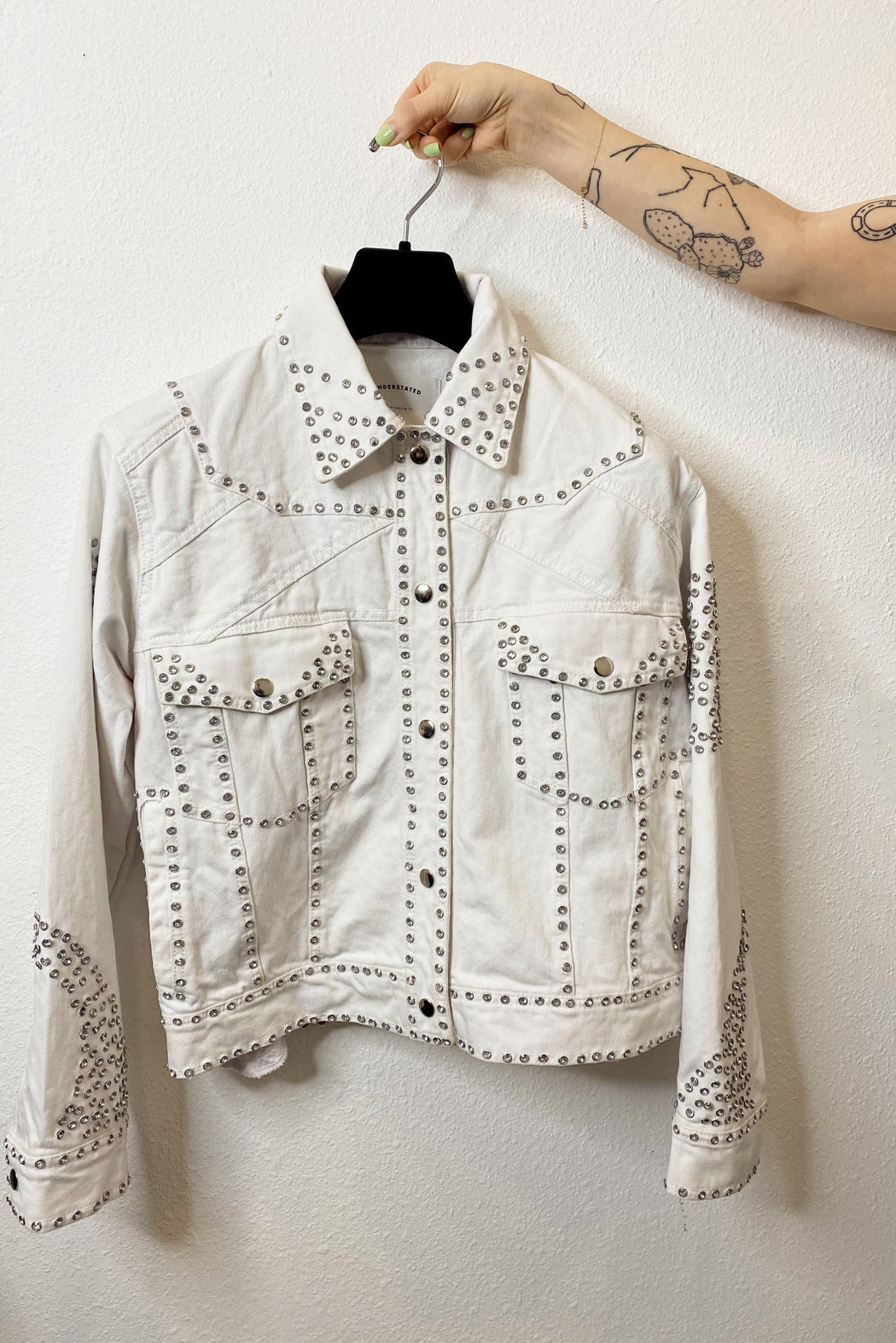 VINTAGE DENIM ELECTRA JACKET