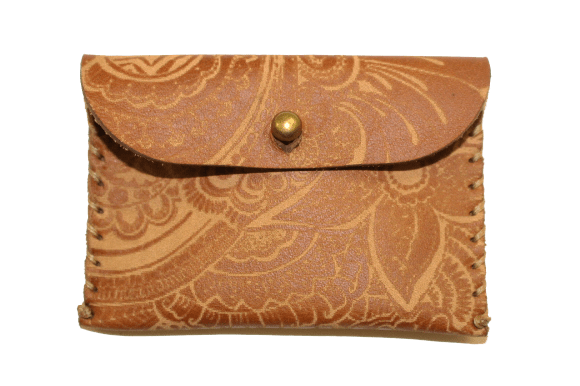 Art Nouveau Card Holder