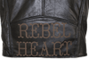 Rebel Heart Biker Vest