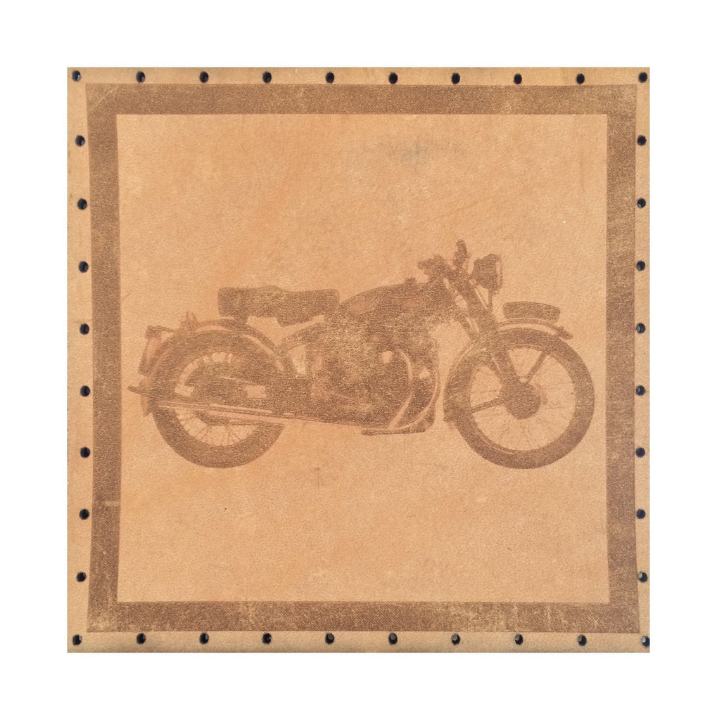 Vintage Vincent Motorcycle Patch