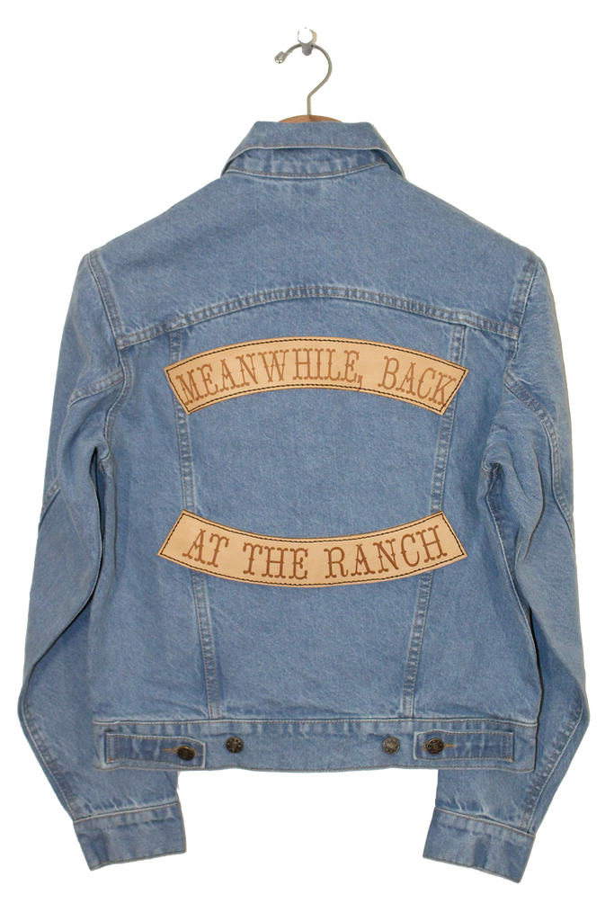 MEANWHILE BACK AT THE RANCH JACKET