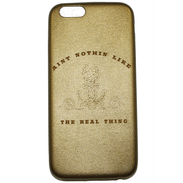 REAL THING iPHONE 6 CASE