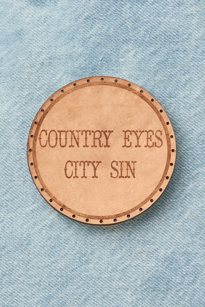 Country Eyes Patch