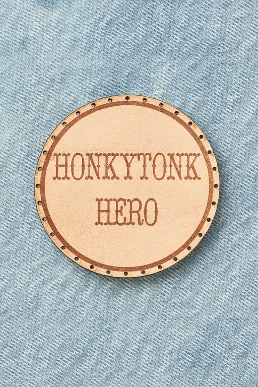 Honkytonk Hero Patch
