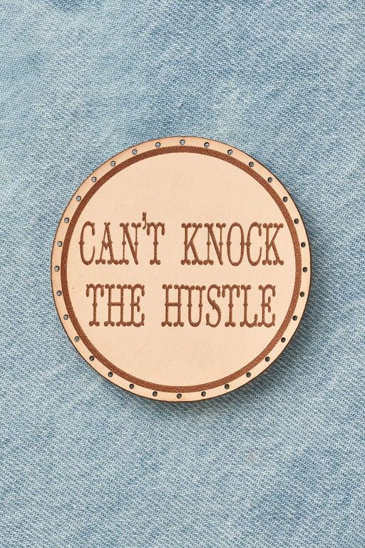 CANT KNOCK THE HUSTLE PATCH