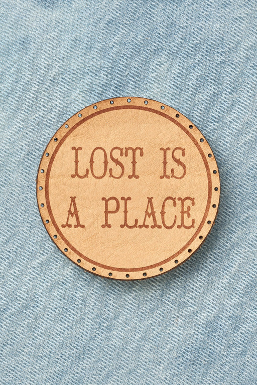 lost is a place patch