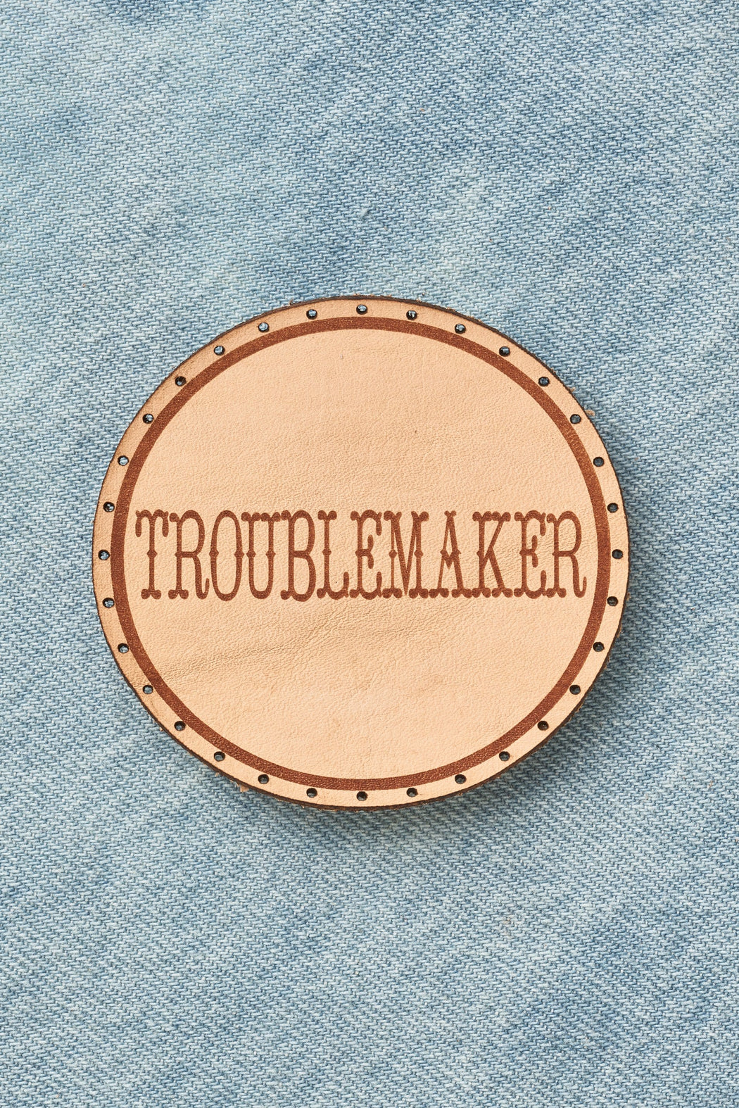 troublemaker patch