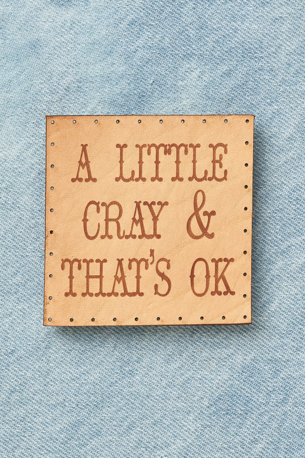 A Little Cray Patch