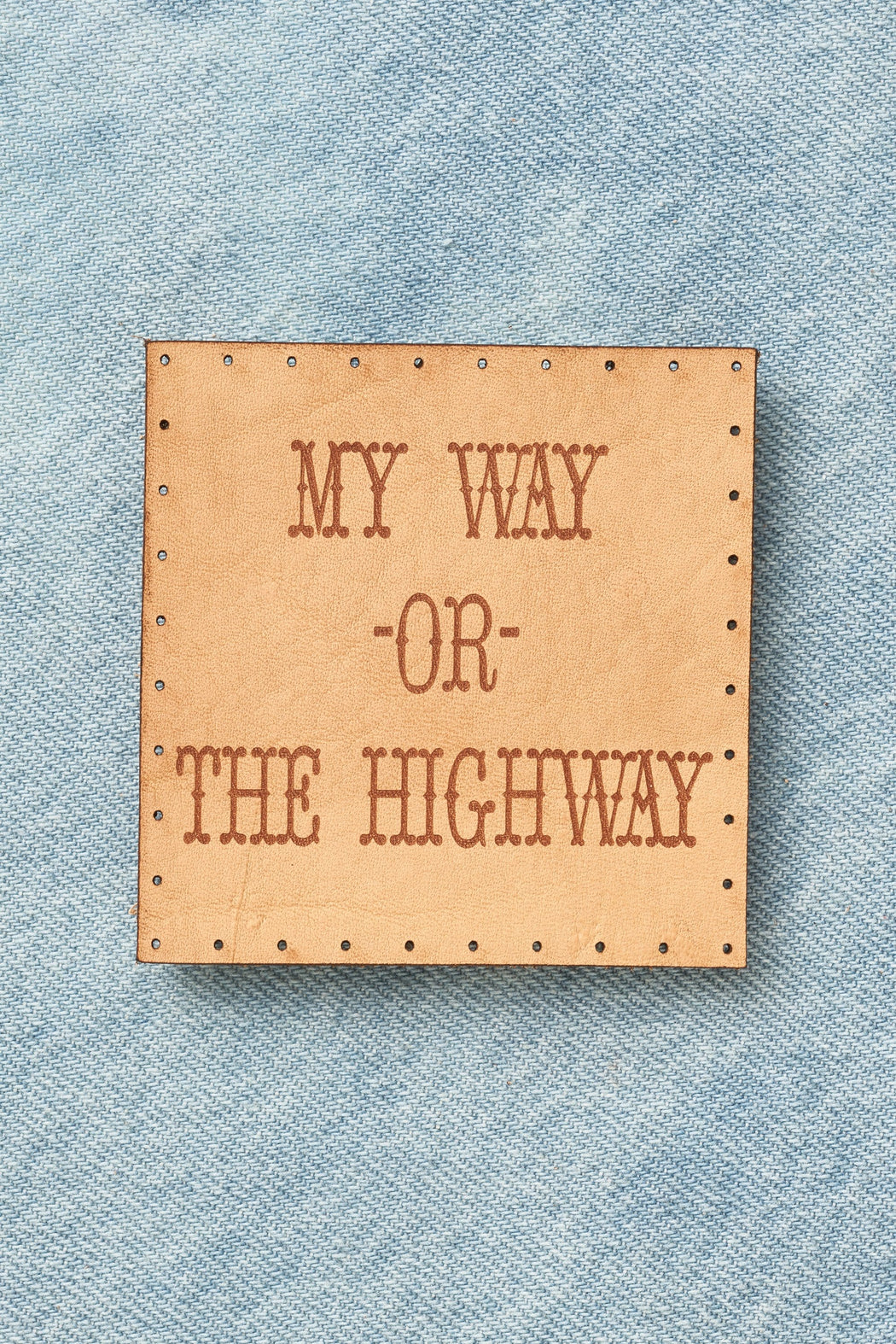 My Way Patch