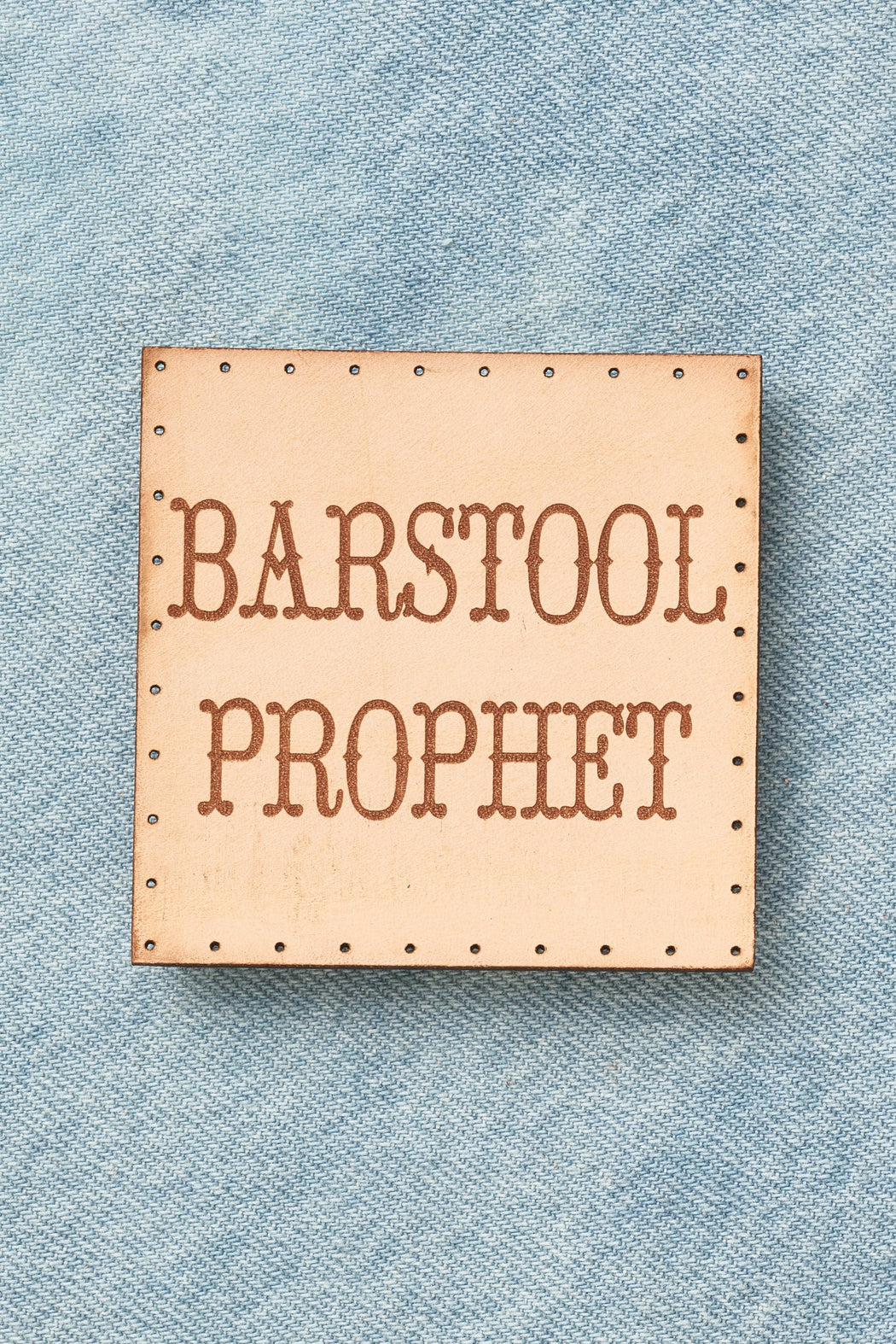 barstool prophet patch