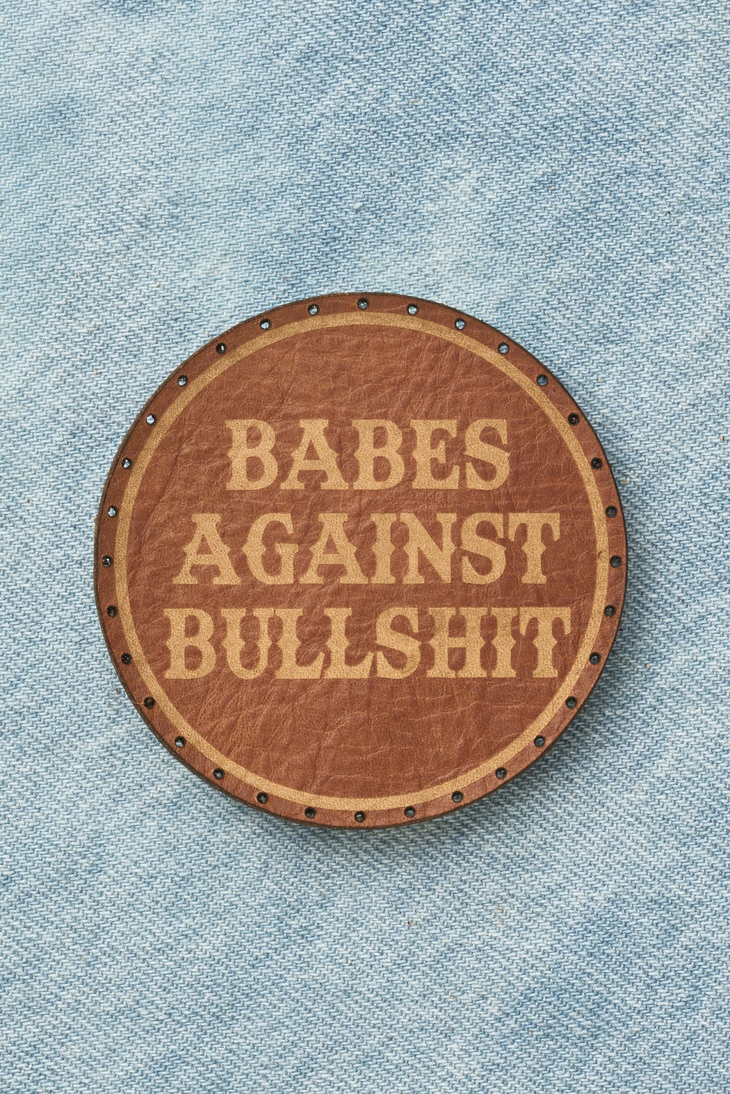 Babes Against Bullshit Patch