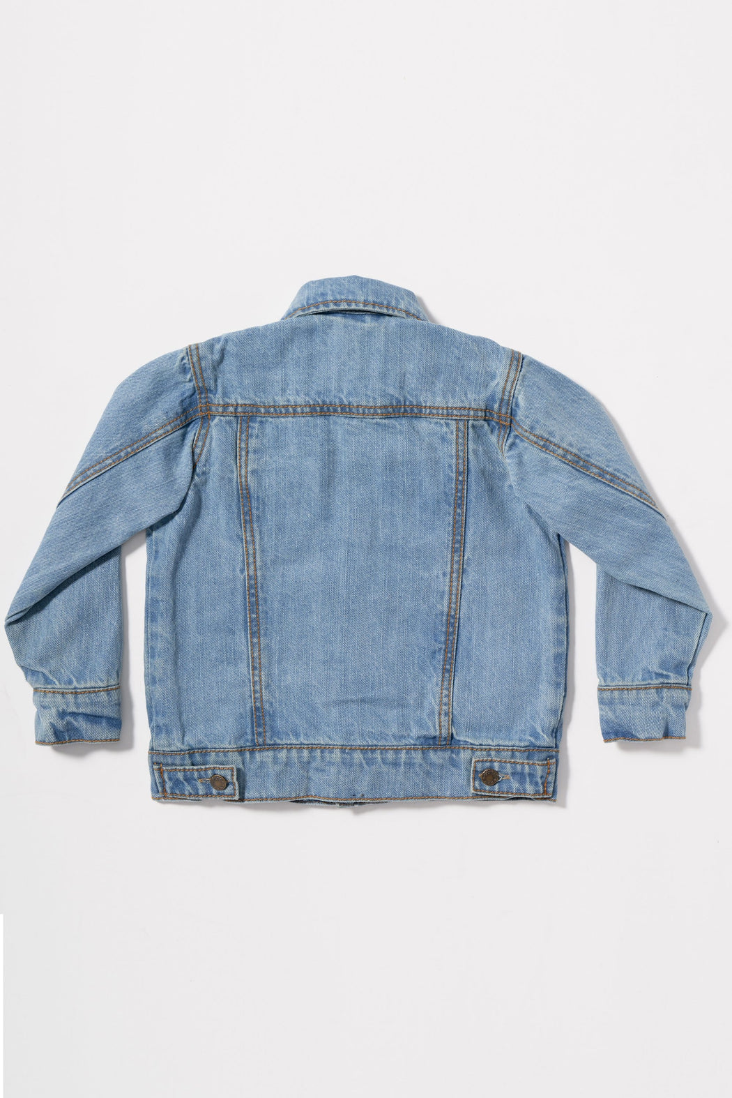 KIDS DENIM JACKET - CUSTOM