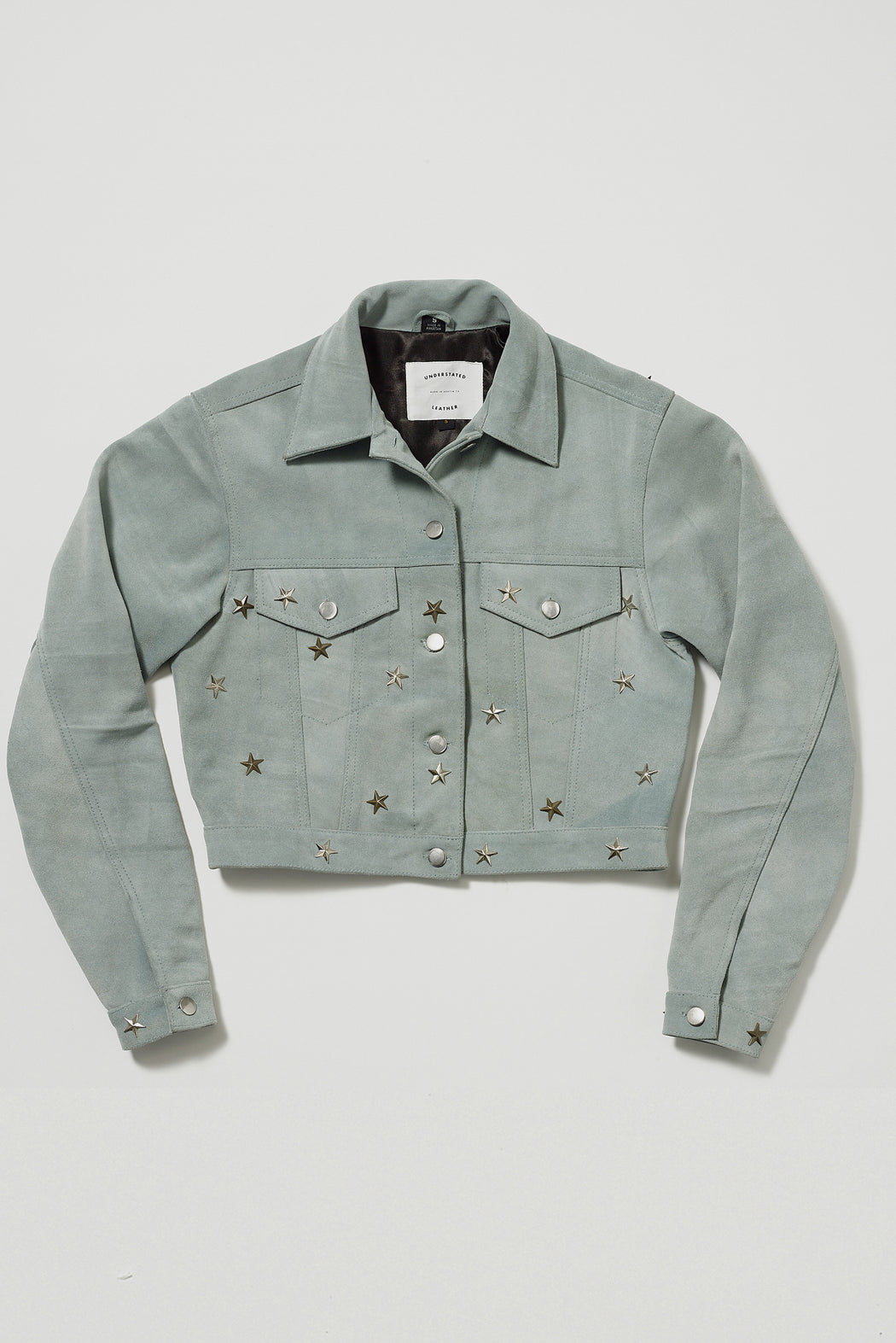 LUCKY STARS SUEDE JACKET