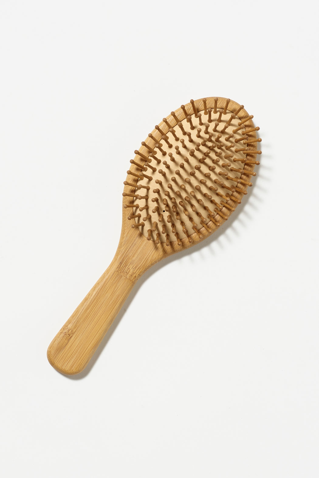 ROSE STUDDED HAIR BRUSH