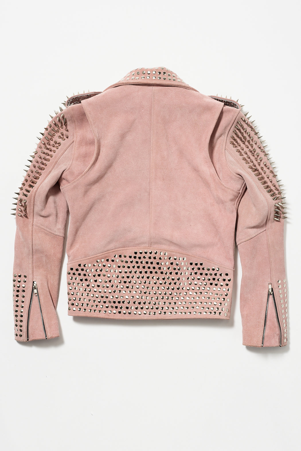 SWEET DREAMS SUEDE SPIKE JACKET