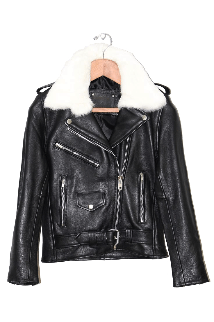 TCOB Leather Jacket