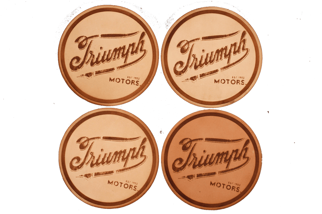 TRIUMPH COASTER SET