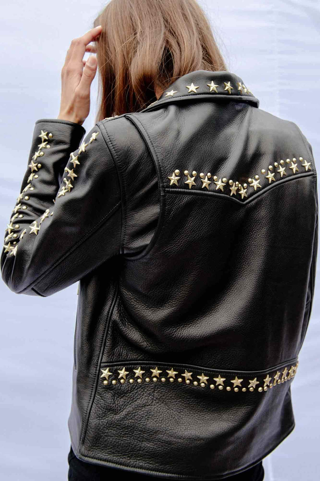 WESTERN STAR STUDDED JACKET