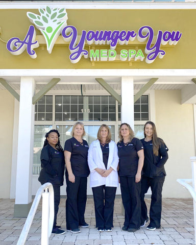 A Young You Med Spa Staff