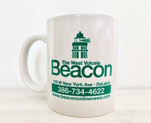 West Volusia Beacon Coffee Mug