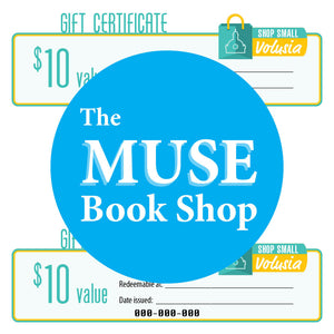 $10 Gift Certificate: The Muse Book Shop