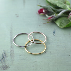 "Ring ""Simple"""