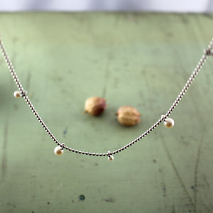 "Kette ""Seven Pearls"""