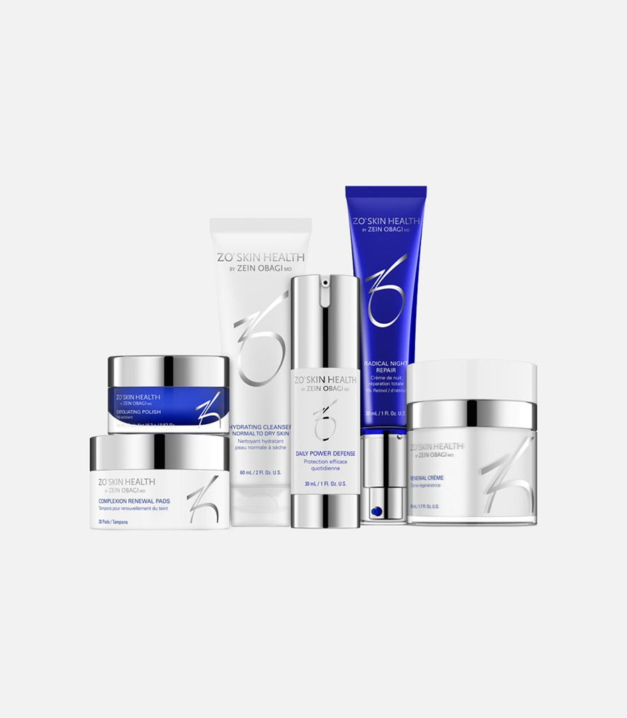 ZO Aggressive Anti-Aging Program Kit