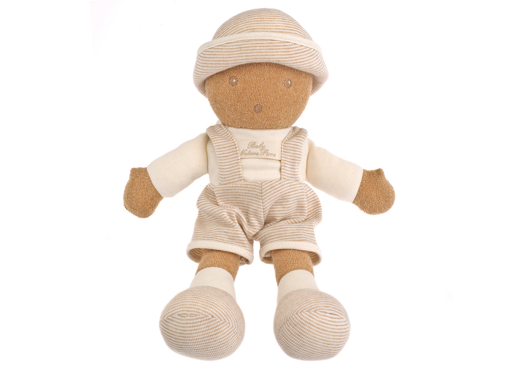 Bambolotto NaturaPura / Ragdoll boy - HOPLA' PARMA Baby Collections