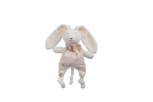 Doudou coniglietto / Doudou bunny pacifer carrier - HOPLA' PARMA Baby Collections