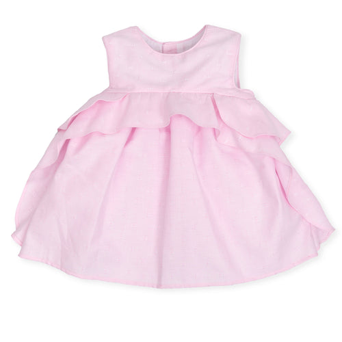 Vestina rosa /Pink Dress - HOPLA' PARMA Baby Collections