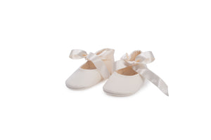 Scarpine ballerina NaturaPura/ Ballerina shoes for girls - HOPLA' PARMA Baby Collections